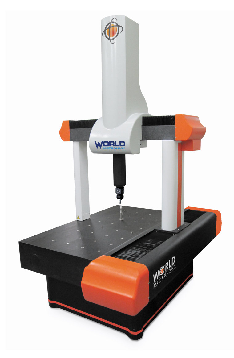 Coordinate Measuring Machine : World metrology co ltd coordinate measuring machine